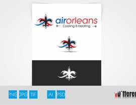 #15 para Design a clean logo for airorleans.com de paulocorreia1975