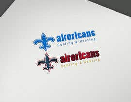 #16 para Design a clean logo for airorleans.com de VS60