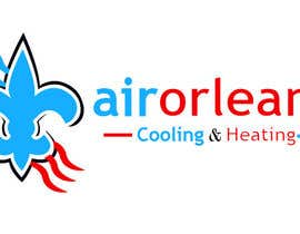 #72 for Design a clean logo for airorleans.com by punksejan