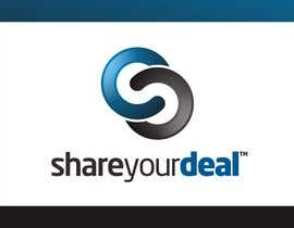 #143 para Logo Design for Shareyourdeal por mamoli