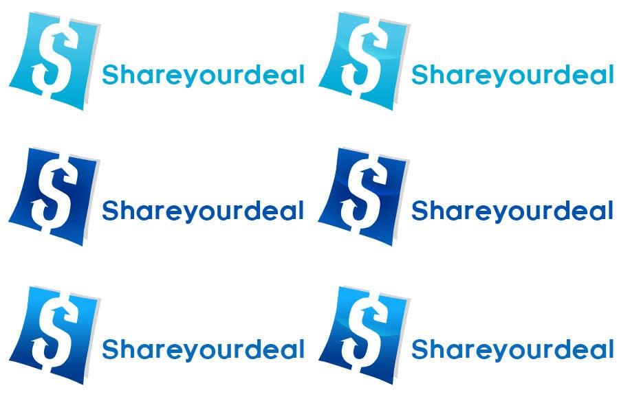 #40. pályamű a(z)  Logo Design for Shareyourdeal versenyre