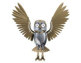 #5 para Robotic Bubo Ornithopter Design de nazmulislam019