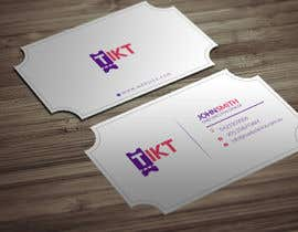 #287 for Create a Logo and Business Card for my App by OviRaj35