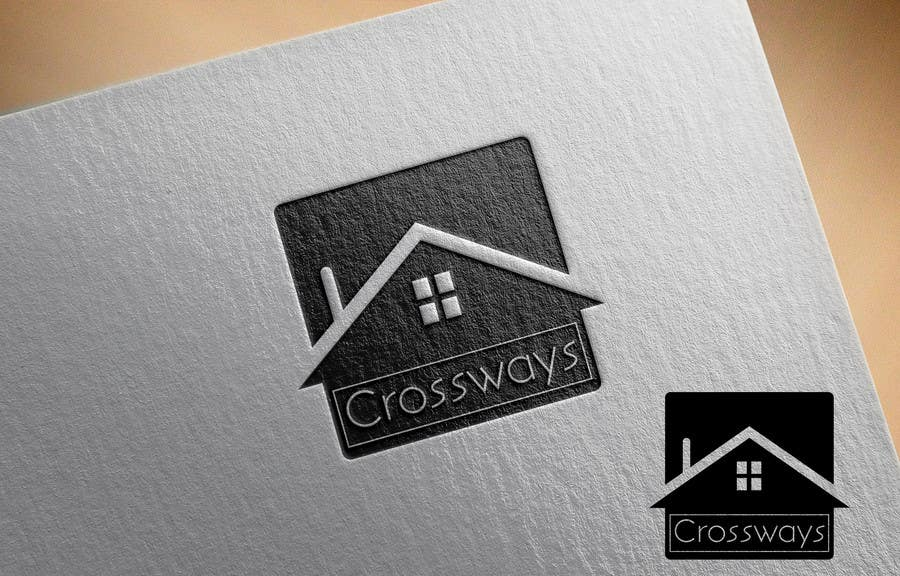 Entry 35 By Joy2016 For Luxury Guesthouse Logo Design Crossways