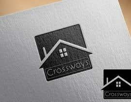 """Nro 35 kilpailuun Luxury Guesthouse logo design """"Crossways"""" käyttäjältä joy2016"""