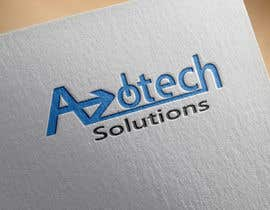 #32 for Logo for Azotech Solutions by mustafadidaamiri