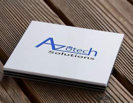 #56 for Logo for Azotech Solutions by mustafadidaamiri