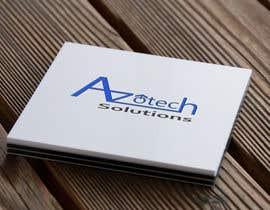 #56 para Logo for Azotech Solutions de mustafadidaamiri