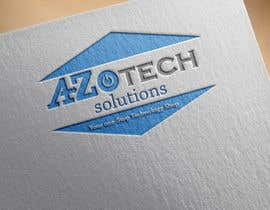 #45 for Logo for Azotech Solutions by hamzaahmed3516