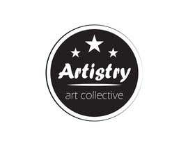 YessaY tarafından Logo + Symbol for 'Artistry' - art based video production brand. için no 138