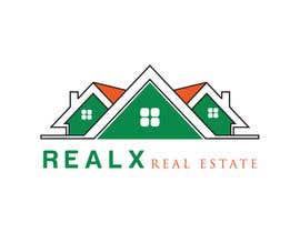 #2 untuk REALX - Real estate brand Logo for new investors group oleh GururDesign