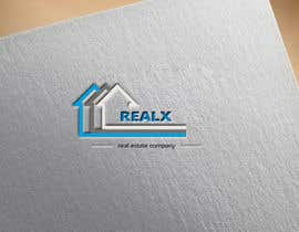 #32 para REALX - Real estate brand Logo for new investors group de husainmill