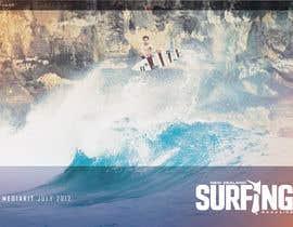 noninoey tarafından Surfing Media kit revamp için no 8