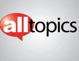 #210 for Logo Design for alltopics.com by stanbaker