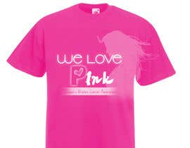 #51 for Design a T-Shirt for Breast Cancer Month by anushkadilukshan