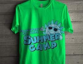 #48 for Kids Summer Camp T shirt design by czsidou