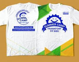 Nro 32 kilpailuun Kids Summer Camp T shirt design käyttäjältä arrahman01