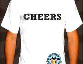 #10 cho Design a T-Shirt for Chicago Beer Experience Beer Tours bởi jpmetrio