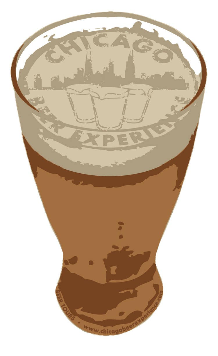 Bài tham dự cuộc thi #19 cho Design a T-Shirt for Chicago Beer Experience Beer Tours