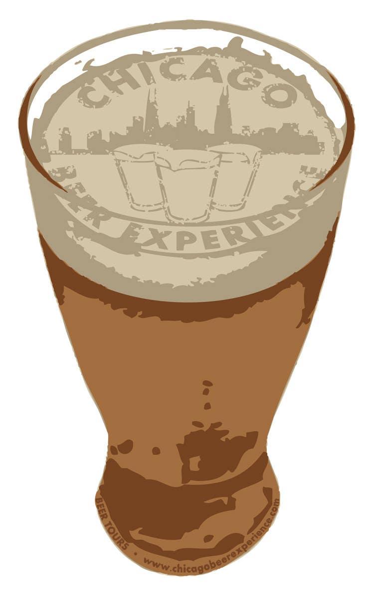 Inscrição nº 19 do Concurso para Design a T-Shirt for Chicago Beer Experience Beer Tours