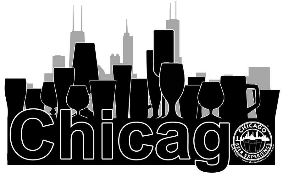 Inscrição nº 25 do Concurso para Design a T-Shirt for Chicago Beer Experience Beer Tours