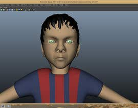 #27 para 3D Character design for Mobile Soccer Game App por vikasmrt