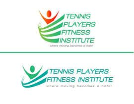 Kkeroll tarafından Design a Logo for tennis players fitness institute için no 96