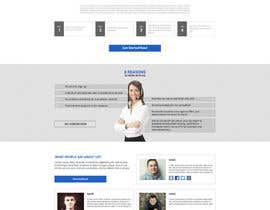 #11 for Landing page design by Obscurus
