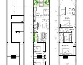#14 for Victorian Terrace Floor Plans by arqddcc