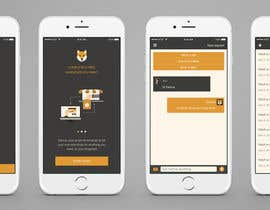 #17 for Design an app mock up for my developer to Stylize by Envire