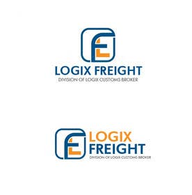 nº 8 pour Design a Logo for Logix Freight par crazenators