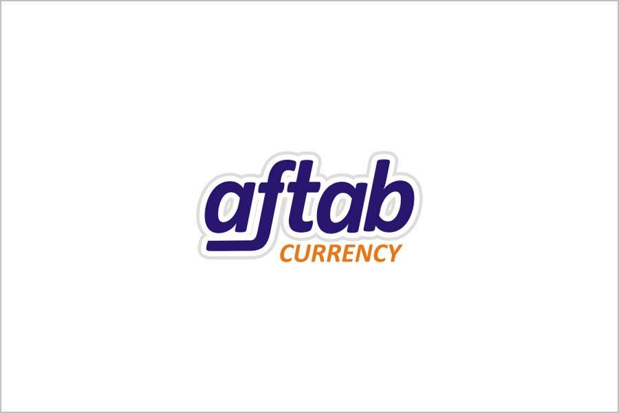 Inscrição nº 435 do Concurso para Logo Design for Aftab currency.