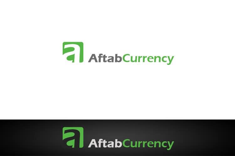 Inscrição nº 366 do Concurso para Logo Design for Aftab currency.