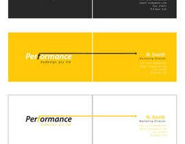 #91 for Logo Design for Performance by Design Pty Ltd af niyomax