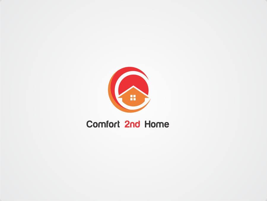 Participación en el concurso Nro.                                        77                                      para                                         Logo Design Comfort 2nd Home