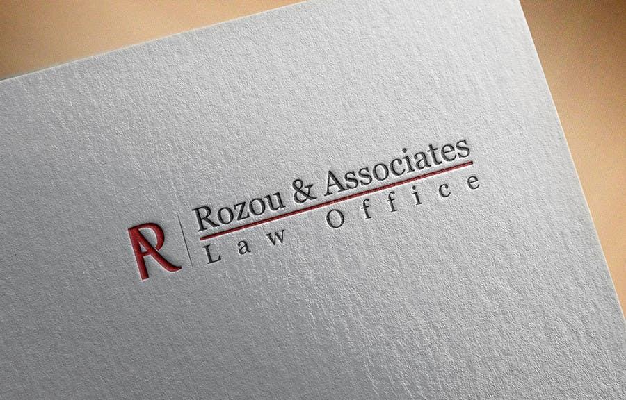 Penyertaan Peraduan #                                        67                                      untuk                                         Logo design for law office