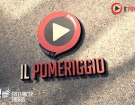 """#51 for Logo """"il Pomeriggio"""" by SneR85"""