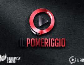 """#53 for Logo """"il Pomeriggio"""" by SneR85"""