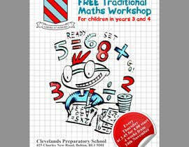 #15 para Design a Flyer for a School Maths Workshop por Spector01