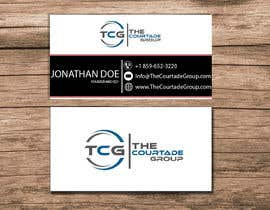 #145 for Design some Business Cards by ks1000