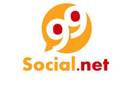 #56 for Design a Logo for 99Social by yacineva