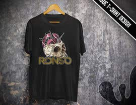 #34 para Design a T-Shirt por blackblot