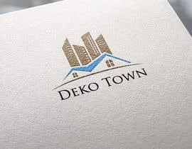 #79 para DekoTown Logo por habibkhan1992