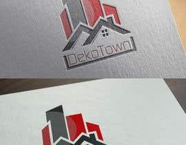 #64 para DekoTown Logo por joy2016