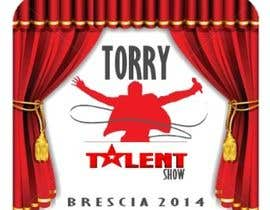 "#20 for Logo e grafica per lo spettacolo ""Torry Talent Show 2014"" af SimoneTM"