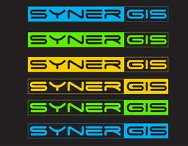 #74 for Design a logo for SynerGIS by YessaY