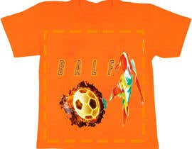 #20 for Design a T-Shirt BALF by sonjog