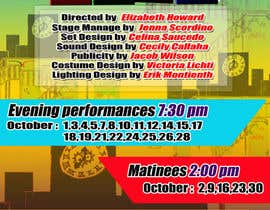 #3 for Design 2 Posters for musical RENT by marstyson76