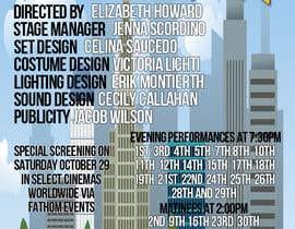 #2 สำหรับ Design 2 Posters for musical RENT โดย Metalhead750