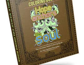 #30 สำหรับ Adult Coloring Book Cover Design โดย amanbadodia